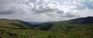 Kirkstone Pass panorama