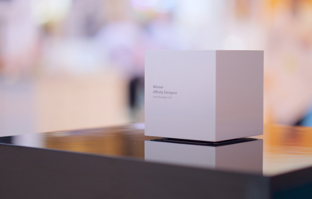 Affinity's Apple Design Award