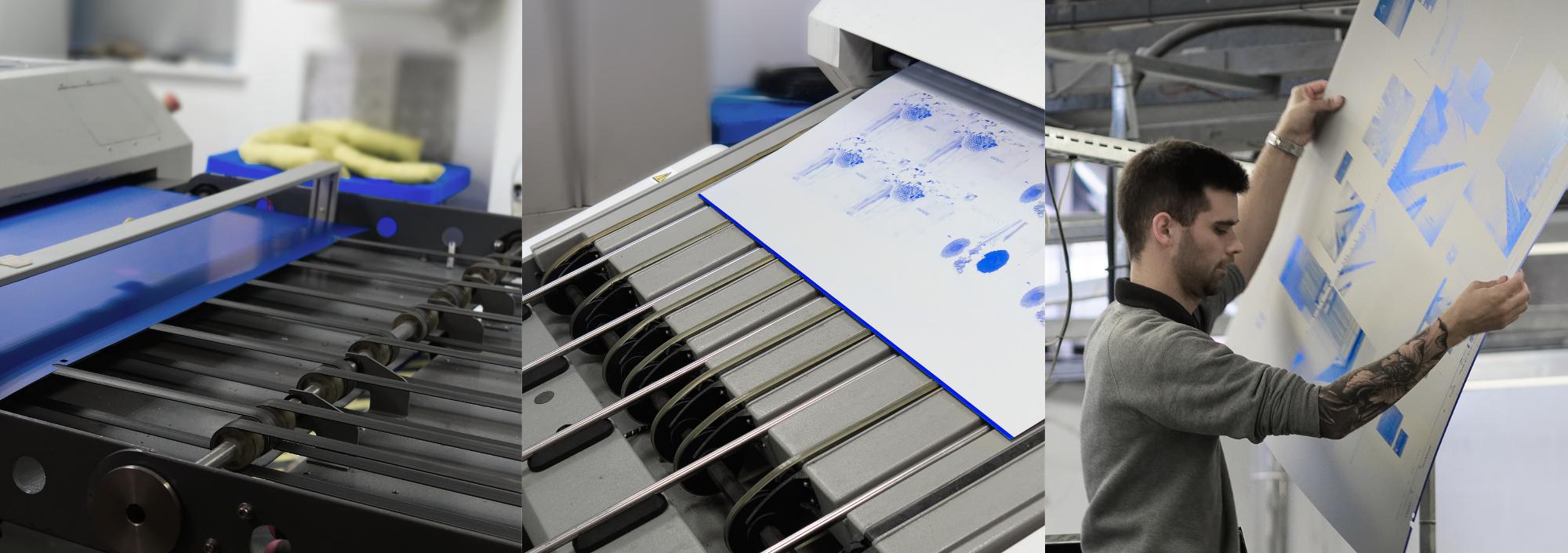 Platesetting